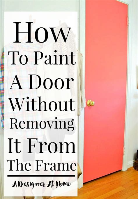 how to paint a front door without removing it 8610 24 best images about color palette front door paint on