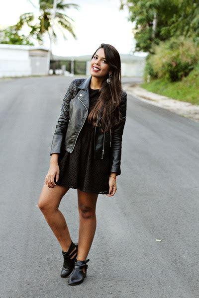 black ankle boots black lace h m dresses black leather h