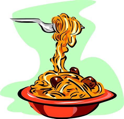 pasta clipart spaghetti meatballs clip www pixshark images