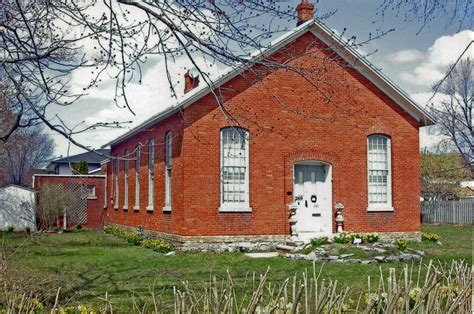 Mennonite Sheds Ontario by The Reformed Mennonite Church In Ontario In Search Of