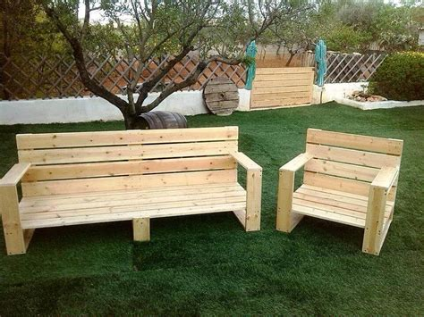 outdoor sitting bench 50 ultimate pallet outdoor furniture ideas
