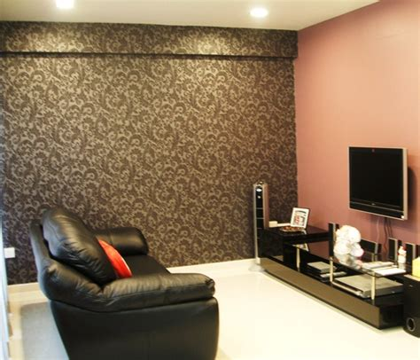 wallpaper for home walls in delhi ctc group architects builders interior designers south