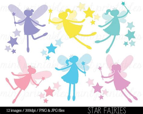 fee clipart fee silhouette digital clipart clipart cliparts feen feen