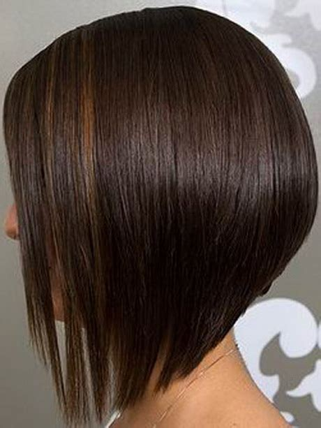 Bob Haircuts Shorter In Back Longer In Front | hairstyles long in front short in back