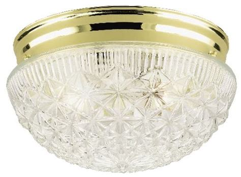 Flush Mount Ceiling Light Glass Replacement by Westinghouse Lighting 66698 Flush Mount Ceiling Light 2
