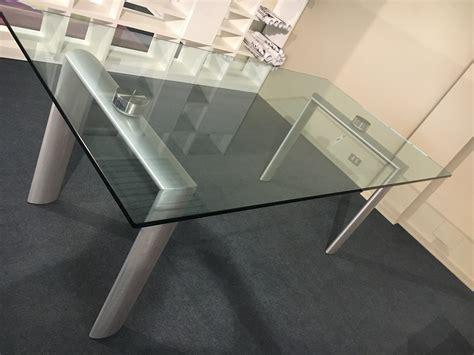 reflex tavoli in cristallo tavolo reflex policleto tavoli a prezzi scontati