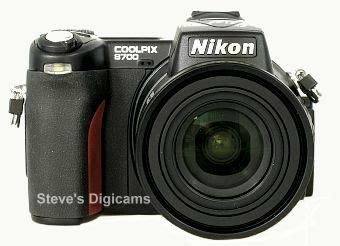 nikon coolpix 8700 review overview steves digicams