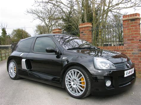 clio renault v6 used 2004 renault clio v6 renaultsport v6 255 for sale in