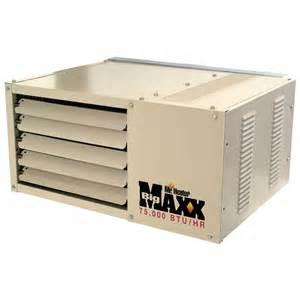 Garage Heating Mr Heater Garage Shop Series 75 000 Btu Gas