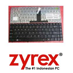 Keyboard Laptop Zyrex E4105 jual baterai adaptor charger keyboard led lcd laptop notebook kamera apple bandung
