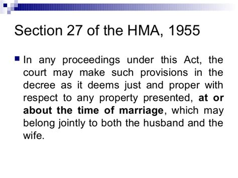 section 406 of indian penal code division of property on divorce in india