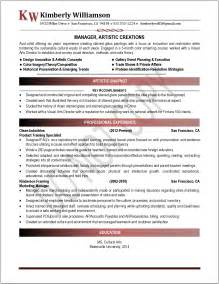 resume template objective for general exles