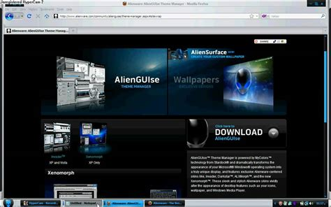 download theme xenomorph for windows 7 alienware xenomorph theme xp the best free software for