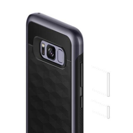 Caseology Parallax Series For Samsung Galaxy S8 Plus Original caseology parallax series samsung galaxy s8 plus black