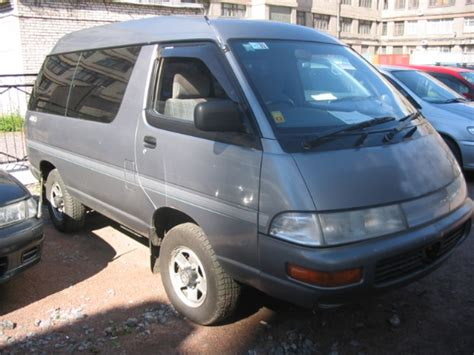 Town Toyota 1994 Toyota Town Ace Pictures