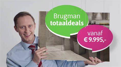 badkamer deals brugman brugman badkamer totaaldeals youtube