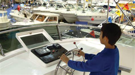 ny boat show progressive photo courtesy progressive insurance new york boat show