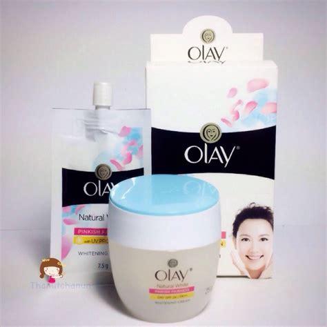 Paket White Glow Acne olay white pinkish fairness uv protection ebay