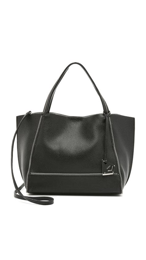 Botkier Revealed And More Inspired By Versions by Botkier East West Soho Tote In Black Lyst