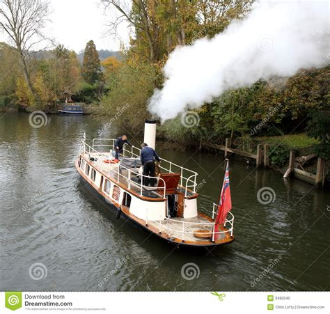 old steam boat old steam boat stock photo image of tourism england