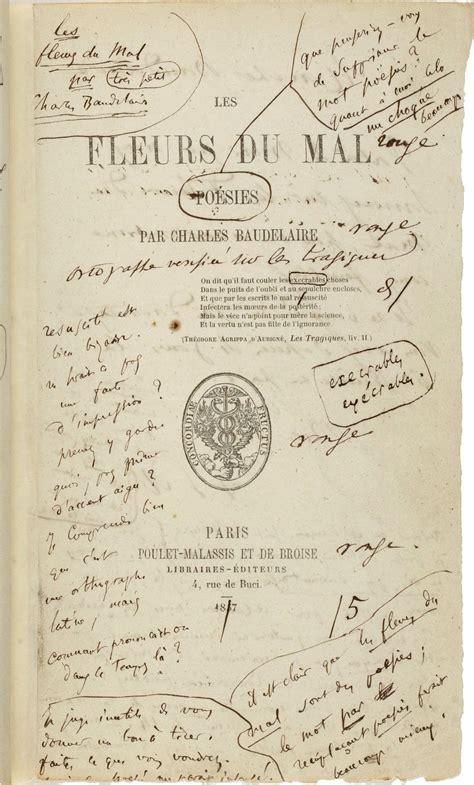 un ã tã dans le classic reprint edition books les fleurs du mal