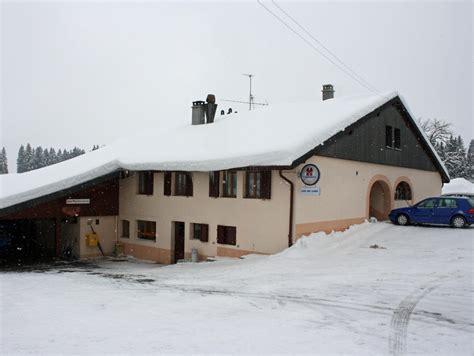 Sainte Croix/Les Rasses Yverdon les Bains Region Jura Lac (Suisse) Café Restaurant des Cluds