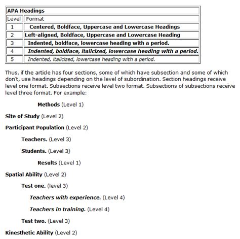 Method Section Apa by Connie S Corner Research Report Apa Format