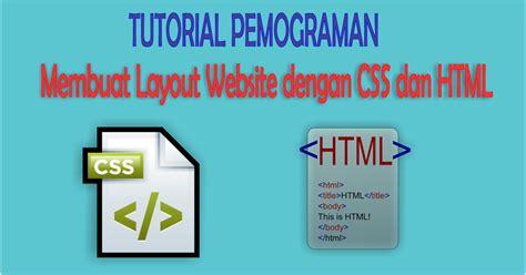 membuat header website dengan html dan css membuat layout website dengan css dan html anggun kasturi