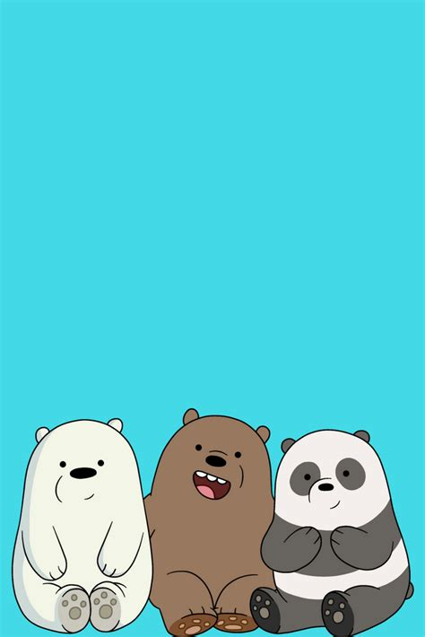 We Bare Bears Baby Iphone All Hp desenhos iphone wallpaper bare bears