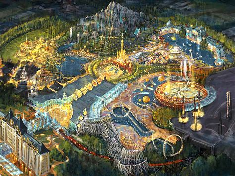 Theme Park University | magical world of russia theme park just approved by putin