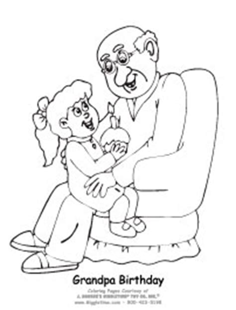 free coloring pages happy birthday grandpa birthday coloring pages giggletimetoys com