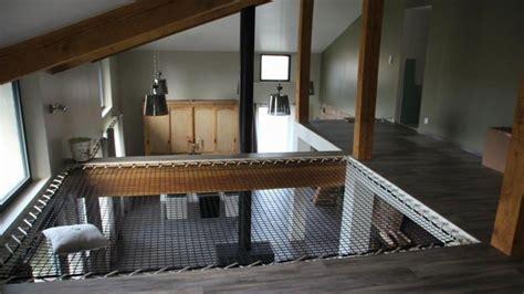 Installation Filet Mezzanine d 233 couvrez nos r 233 alisations de filets d habitaton