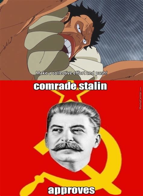 Communist Meme - one piece is a confirmed communist propaganda now by