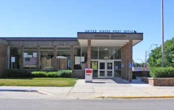 Owatonna Post Office guide to owatonna minnesota