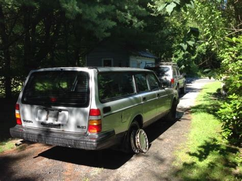 small engine maintenance and repair 1993 volvo 240 on board diagnostic system 240 volvo station wagon silver 1993 needs engine classic volvo 240 1993 for sale