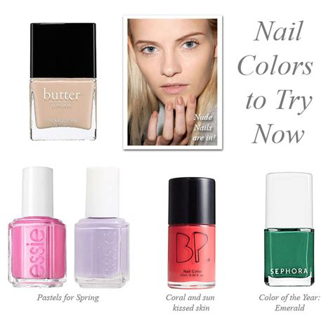 Nail Colors To Try nails by lynny