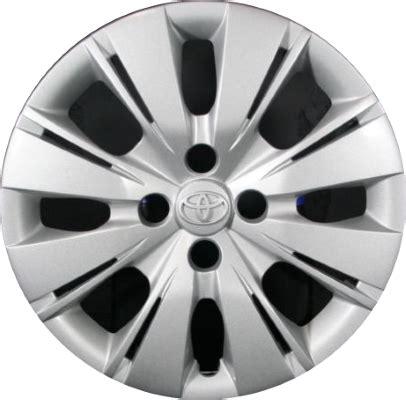 Toyota Yaris Hubcaps H61164 Toyota Yaris Oem Hubcap 15 Inch 4260252520