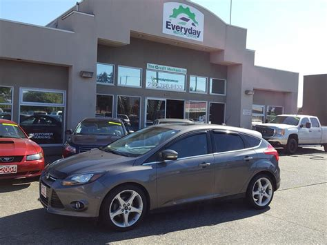 Ford Focus Hb Durable Premium Tutup Mobil Car Cover Yellow 2012 ford focus titanium hatchback outside comox valley courtenay comox mobile