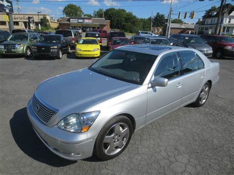 Ls For Sale by 2006 Lexus Ls 430 For Sale Carsforsale