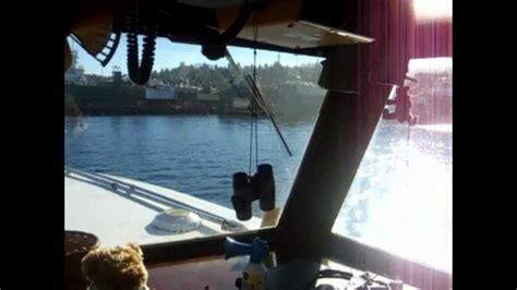 old union boat r cruising the old wooden boat on lake union seattle youtube