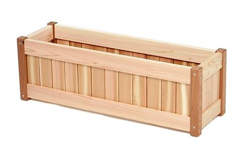 Plans For Building Wooden Planter Boxes by Wooden Planter Boxes Plans How To Build A Amazing Diy