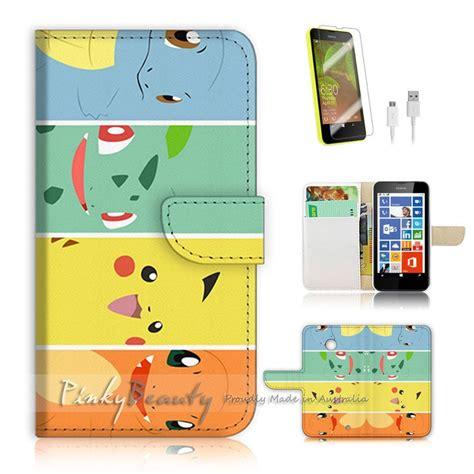 Pikachu C0193 Samsung Galaxy Note 5 Casing Premium Hardcase details about nokia lumia 630 matte back flip wallet cover pikachu p0022