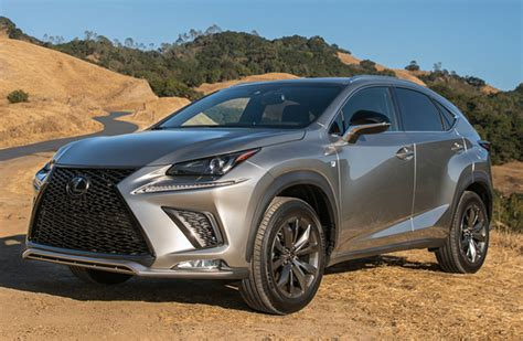 Lexus F Sport 2020 by 2020 Lexus Nx 300 F Sport Redesign Changes Interior