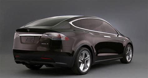 Tesla Suv Price Tag Tesla Model X Prototype Autogeeze