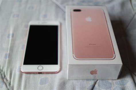 iphone   gb rose nota garantia  impecavel