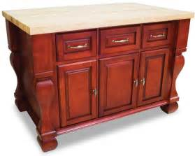 solid wood kitchen islands