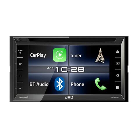 Laptop Apple Kw Jvc Kw V820bt 6 8 Quot Touchscreen Multimedia Unit W Bluetooth Apple Car Play Frankies