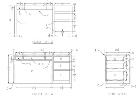 Drafting Table Plans Free Useful Drafting Table Plans Free The Woodwork