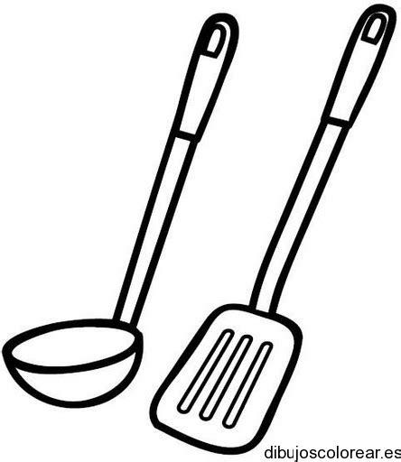 Dibujos Infantiles Utensilios De Cocina | dibujos infantiles de utensilios de cocina im 225 genes