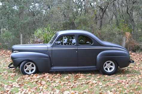 Ford Rod by 1941 Ford Coupe Streetrod Hotrod